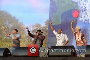 Aston Merrygold, Oritse Williams, Jonathan Gill, Marvin Humes and Jls
