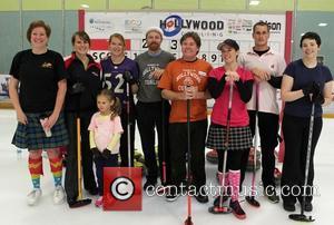 Mackenzie Astin, James Olivia Fehr, Brendan Fehr and And Team