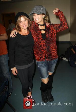 Tracey Gold and Kristy Swanson