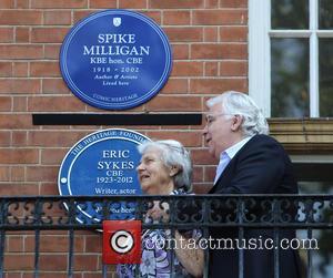 Bill Kenwright and Edith Sykes