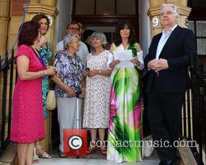 Bill Kenwright, Vikki Michelle and Edith Sykes