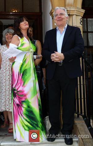 Bill Kenwright and Vikki Michelle
