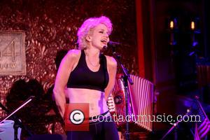 Alison Fraser - The Skivvies In Concert: Higher and Dryer at 54 Below nightclub. - New York, NY, United States...