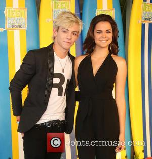 Ross Lynch and Maia Mitchell