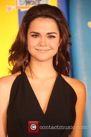 Maia Mitchell - UK screening of Disney Channel's 'Teen Beach Movie' - Arrivals - London, United Kingdom - Sunday 7th...