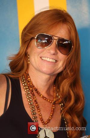 Patsy Palmer - UK screening of Disney Channel's 'Teen Beach Movie' - Arrivals - London, United Kingdom - Sunday 7th...