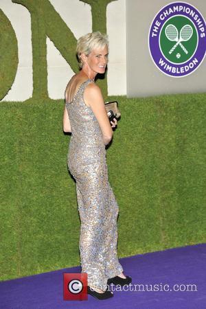 Judy Murray - Wimbledon Winners Dinner held at the InterContinental London Park Lane - Arrivals - London, United Kingdom -...