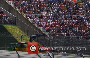 Felipe MASSA - F1 - German Formula One Grand Prix - Nuerburg, Nuerburgring, Eifel, Germany - Sunday 7th July 2013