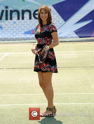 Alex Jones - Alex Jones at the Adidas event featuring Wimbledon Champion Andy Murray - London, United Kingdom - Monday...