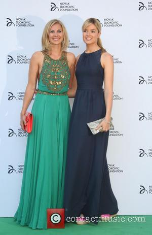 Holly Branson and Isabella Calthorpe