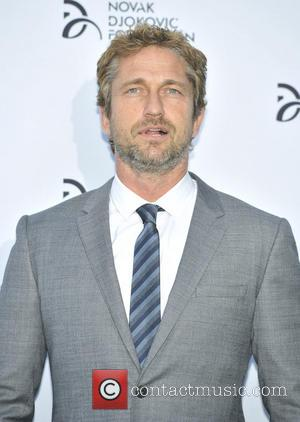 Gerard Butler - Novak Djokovic Foundation Event held at the Roundhouse - Arrivals - London, United Kingdom - Monday 8th...