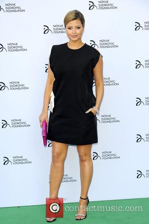 Holly Valance - Novak Djokovic Foundation Event held at the Roundhouse - Arrivals - London, United Kingdom - Monday 8th...