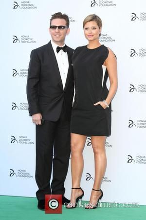 Holly Candy and Nick Candy - The Novak Djokovic Foundation Gala Dinner at The Roundhouse - United Kingdom - Monday...