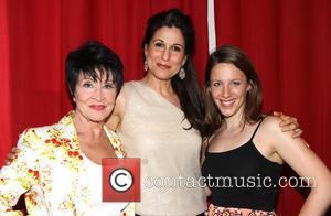 Chita Rivera, Stephanie J. Block and Jessie Mueller