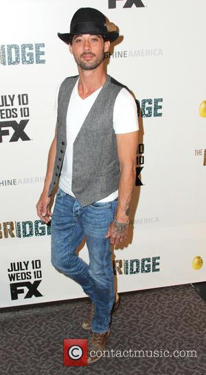 Ryan Bingham - Premiere of FX's 'The Bridge' at DGA Theater - Arrivals - Los Angeles, California, United States -...