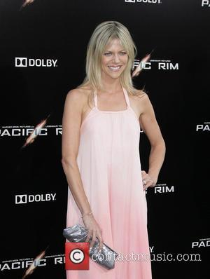 Kaitlin Olson - Los Angeles premiere of 'Pacific Rim' held at the Dolby Theatre - Los Angeles, California, United States...