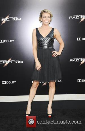 Mary Elizabeth Ellis - Los Angeles premiere of 'Pacific Rim' held at the Dolby Theatre - Los Angeles, CA, United...