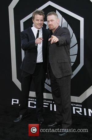 Rob Kazinsky and Max Martini