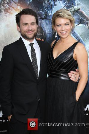 Charlie Day and Mary Elizabeth Ellis - Los Angeles premiere of 'Pacific Rim' held at the Dolby Theatre - Arrivals...