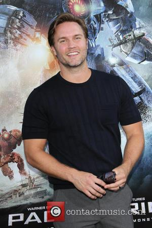 Scott Porter - Los Angeles premiere of 'Pacific Rim' held at the Dolby Theatre - Arrivals - Hollywood, California, United...