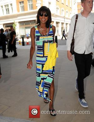 Natalie Cole - Celebrities at the BBC Radio 1 studios - London, United Kingdom - Tuesday 9th July 2013
