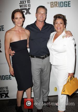 Annabeth Gish, Brian Van Holt and Alma Martinez