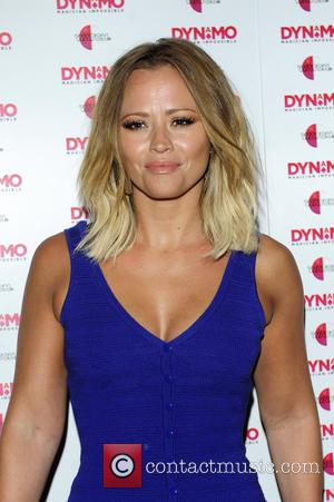Kimberley Walsh Visits Uganda Charity Project