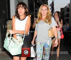 Louise Adams - Easilocks VIP launch party at the Sanctum Soho Hotel - Departures - London, United Kingdom - Tuesday...