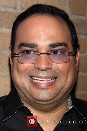 Gilberto Santa Rosa - First preview of Forever Tango at the Walter Kerr Theatre - Departures - New York City,...