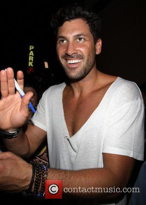 Maksim Chmerkovskiy - First preview of Forever Tango at the Walter Kerr Theatre - Departures - New York City, NY,...