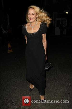 Jerry Hall - The Elephant family presents the Animal Ball a charity working to save the Asian Elephant from extinction...