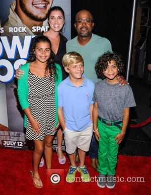 Darius Rucker - New York Premiere of 'Grown Ups 2'  held at AMC Loews Lincoln Square - New York,...