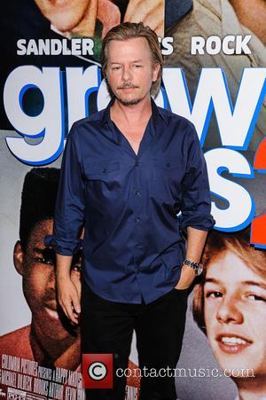 David Spade - New York Premiere of 'Grown Ups 2'  held at AMC Loews Lincoln Square - New York,...