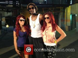 Carla Howe, Snoop Lion and Melissa Howe