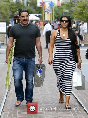 Reza Farahan and Asa Soltan Rahmati - 'Shahs of Sunset' stars Reza Farahan and Asa Soltan Rahmati seen walking at...