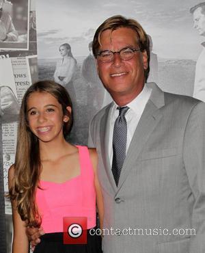 Aaron Sorkin and Roxy Sorkin