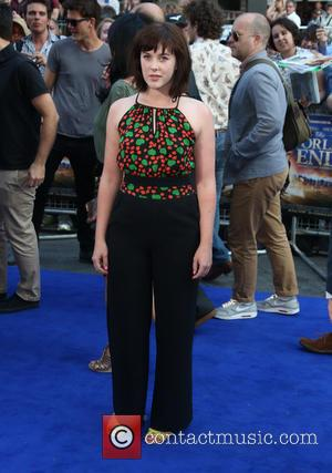 Alexandra Roach - World premiere of The World's End held at the Odeon Leicester Square - London, United Kingdom -...