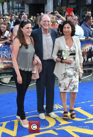 David Bradley - World premiere of The World's End held at the Odeon Leicester Square - London, United Kingdom -...