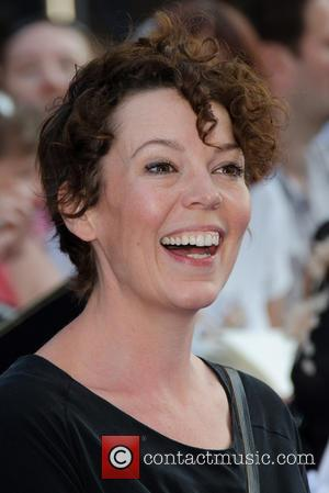 Olivia Colman Struggling With New-found Fame