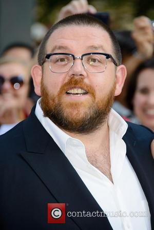 Nick Frost