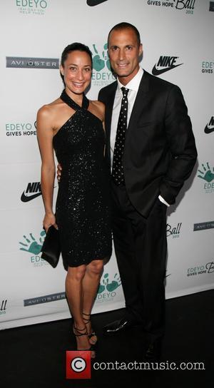Angela Martini and Nigel Barker