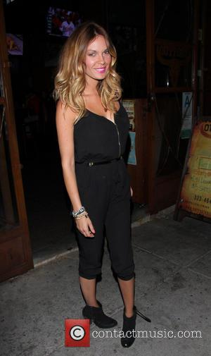 Jasmine Dustin - Jasmine Dustin leaves Outpost Restaurant in Hollywood - Los Angeles, California, United States - Wednesday 10th July...