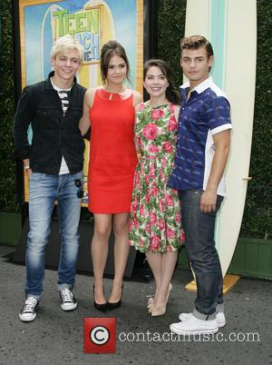 Ross Lynch, Maia Mitchell, Grace Phipps and Garrett Clayton