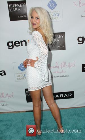Donna Spangler - The Fountain Of Youth White Party to celebrate GEN:A and the launch of Michael Hogg's book 'The...
