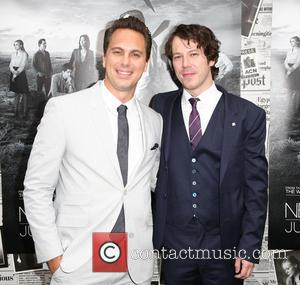 John Gallagher Jr. and Thomas Sadoski