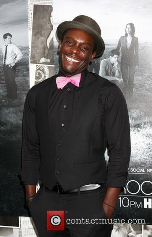 Chris Chalk - Premiere of HBO's 'The Newsroom' Season 2 - Arrivals - Los Angeles, CA, United States - Wednesday...