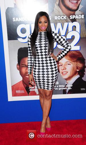 Ashanti - New York Premiere of Grown Up's 2 at AMC Loews Lincoln Square - NY, NY, United States -...