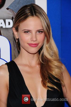 Halston Sage - New York Premiere of Grown Up's 2 at AMC Loews Lincoln Square - NY, NY, United States...