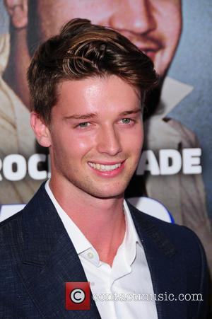 Patrick Schwarzenegger - New York Premiere of Grown Up's 2 at AMC Loews Lincoln Square - NY, NY, United States...