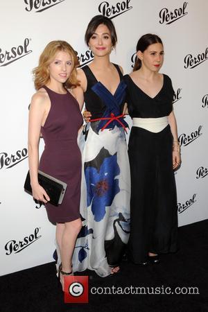 Anna Kendrick, Emmy Rossum and Zosia Mamet